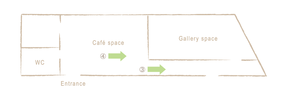gallery FIXA  cafe 391    Space